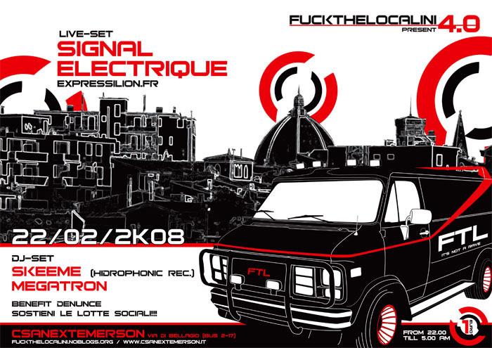 manifesto signal electrique